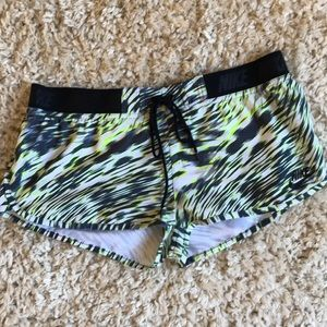 Nike women's short board shorts exercise no liner